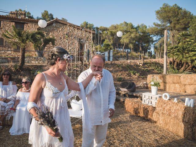 La boda de Michal y Olga en Olivella, Barcelona 18