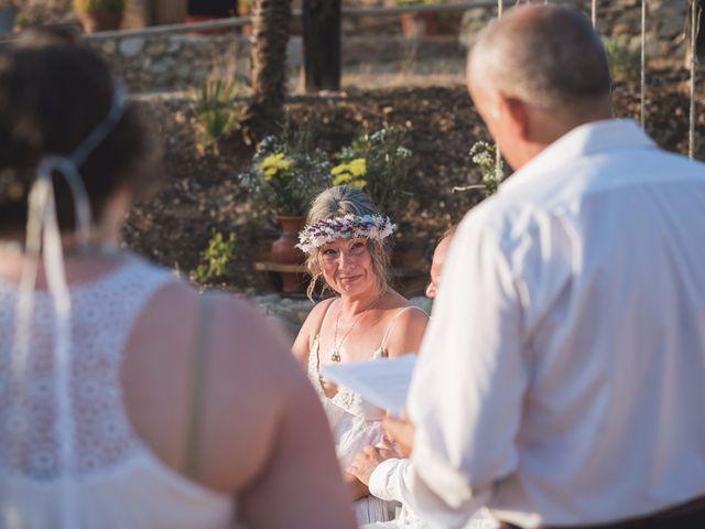 La boda de Michal y Olga en Olivella, Barcelona 20