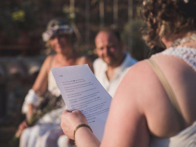 La boda de Michal y Olga en Olivella, Barcelona 22