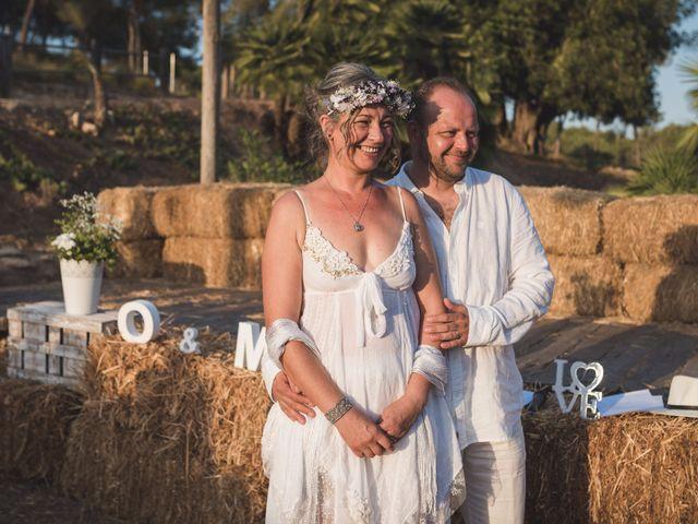 La boda de Michal y Olga en Olivella, Barcelona 28