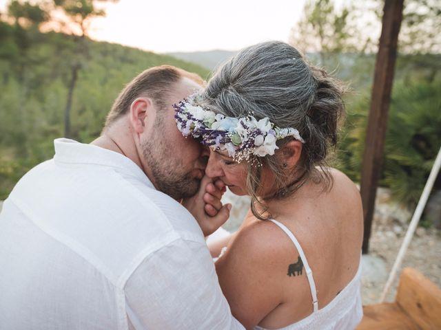 La boda de Michal y Olga en Olivella, Barcelona 35