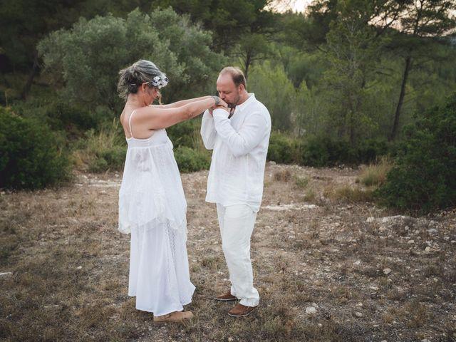 La boda de Michal y Olga en Olivella, Barcelona 36
