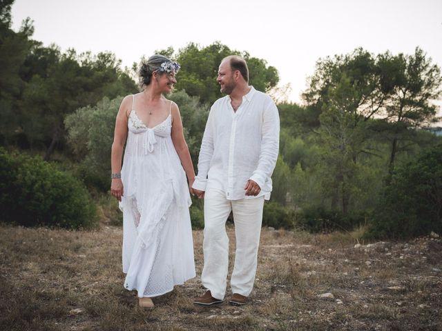 La boda de Michal y Olga en Olivella, Barcelona 37