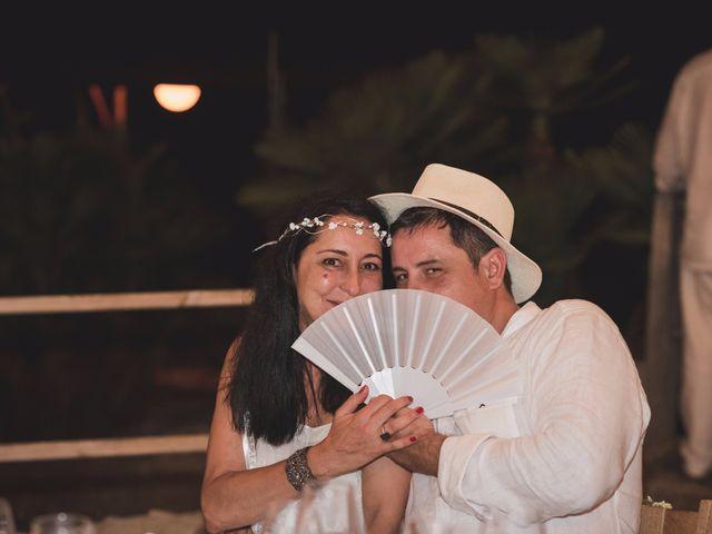 La boda de Michal y Olga en Olivella, Barcelona 44