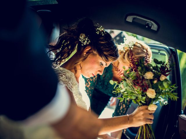 La boda de David y Cristina en Torrelodones, Madrid 17