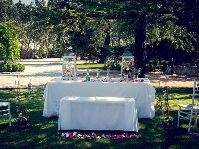 La boda de David y Cristina en Torrelodones, Madrid 18