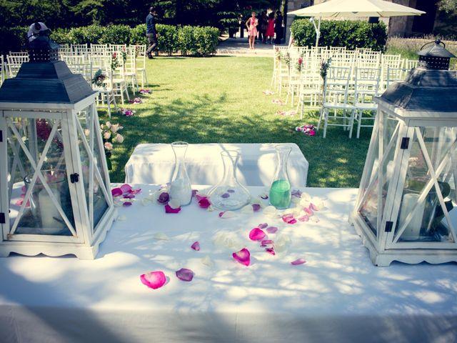 La boda de David y Cristina en Torrelodones, Madrid 19
