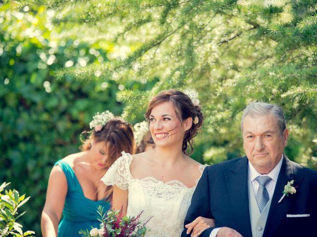 La boda de David y Cristina en Torrelodones, Madrid 26