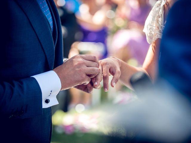 La boda de David y Cristina en Torrelodones, Madrid 27