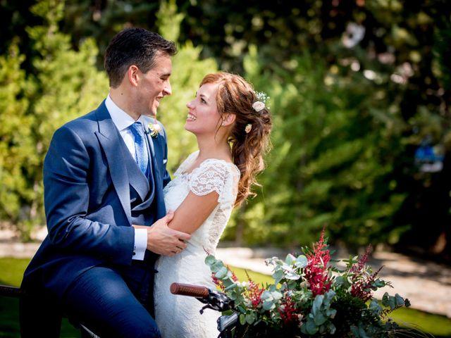 La boda de David y Cristina en Torrelodones, Madrid 29