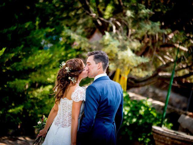 La boda de David y Cristina en Torrelodones, Madrid 30