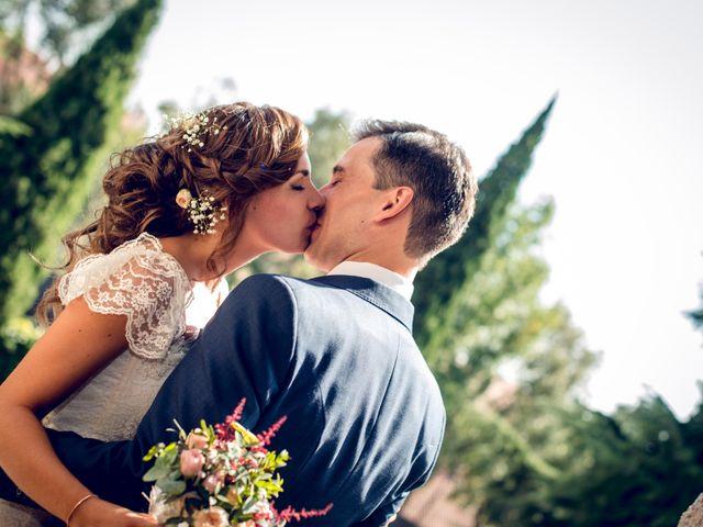 La boda de David y Cristina en Torrelodones, Madrid 31