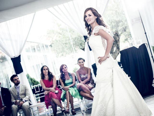 La boda de David y Cristina en Torrelodones, Madrid 33