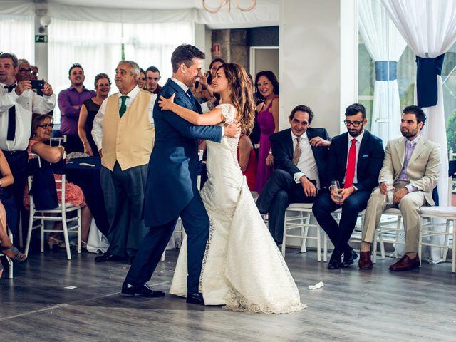 La boda de David y Cristina en Torrelodones, Madrid 34
