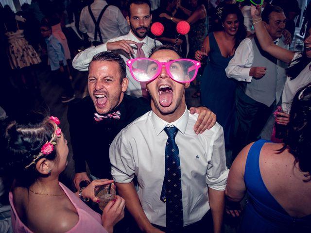 La boda de David y Cristina en Torrelodones, Madrid 36