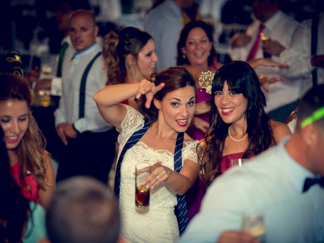 La boda de David y Cristina en Torrelodones, Madrid 37