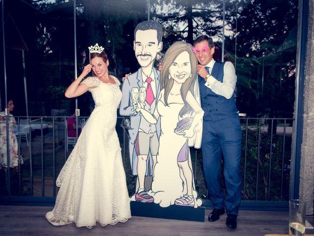 La boda de David y Cristina en Torrelodones, Madrid 38