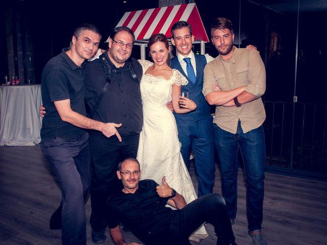 La boda de David y Cristina en Torrelodones, Madrid 39