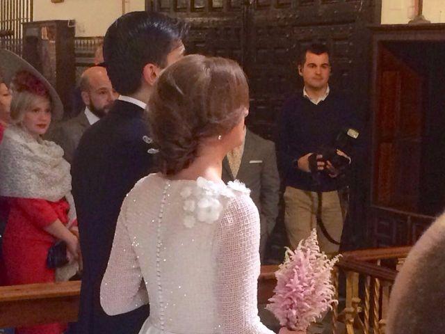 La boda de Carlos y Carolina en Sevilla, Sevilla 6