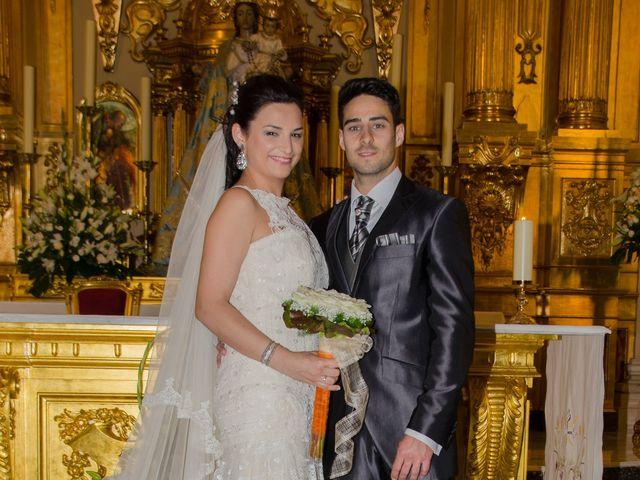 La boda de Joaquin y Cristina en Mula, Murcia 4