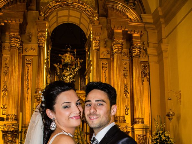 La boda de Joaquin y Cristina en Mula, Murcia 5