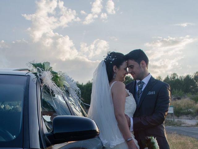La boda de Joaquin y Cristina en Mula, Murcia 7