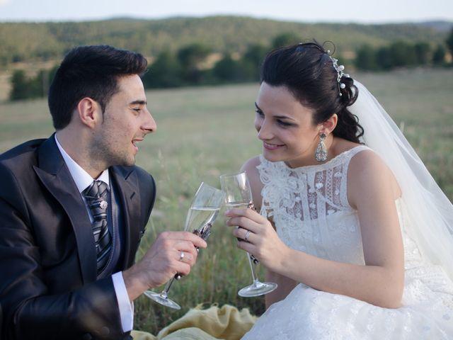 La boda de Joaquin y Cristina en Mula, Murcia 1