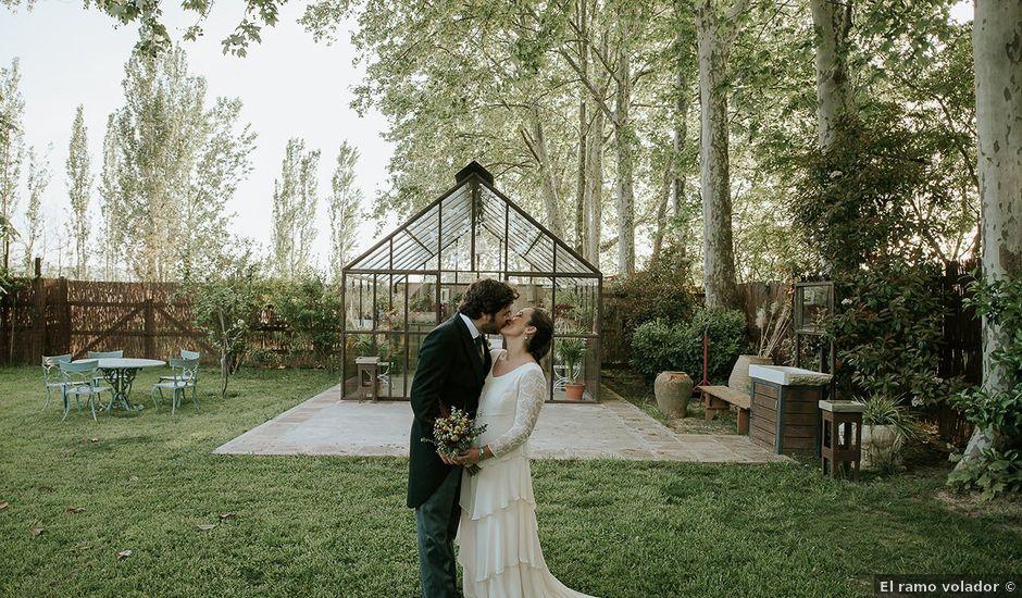 La boda de Jacobo y Ingrid en Girona, Girona