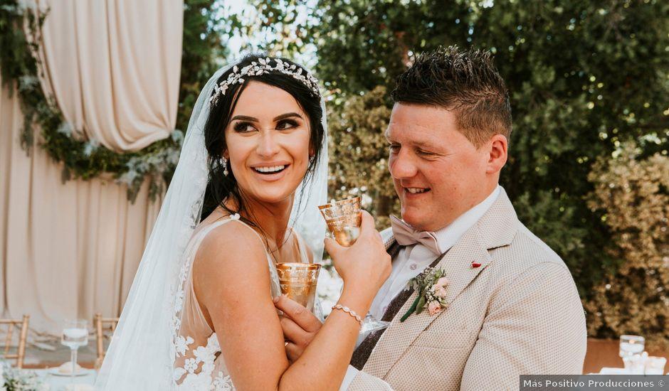 La boda de Ryan y Michelle en Marbella, Málaga