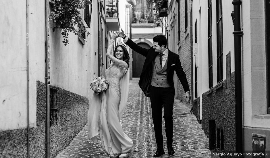 La boda de Juan y Virginia en Fuente Vaqueros, Granada