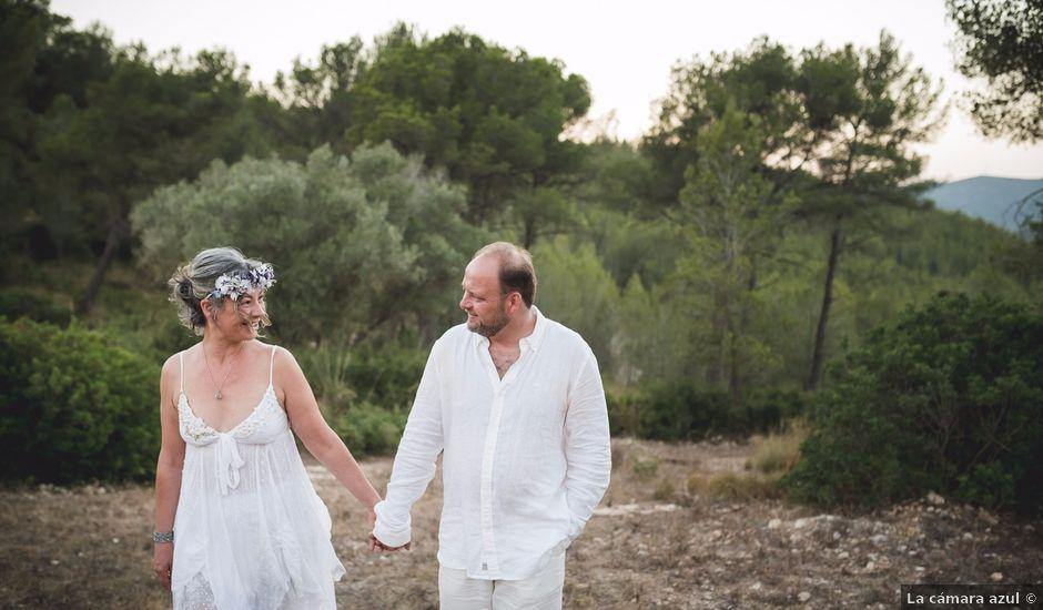 La boda de Michal y Olga en Olivella, Barcelona