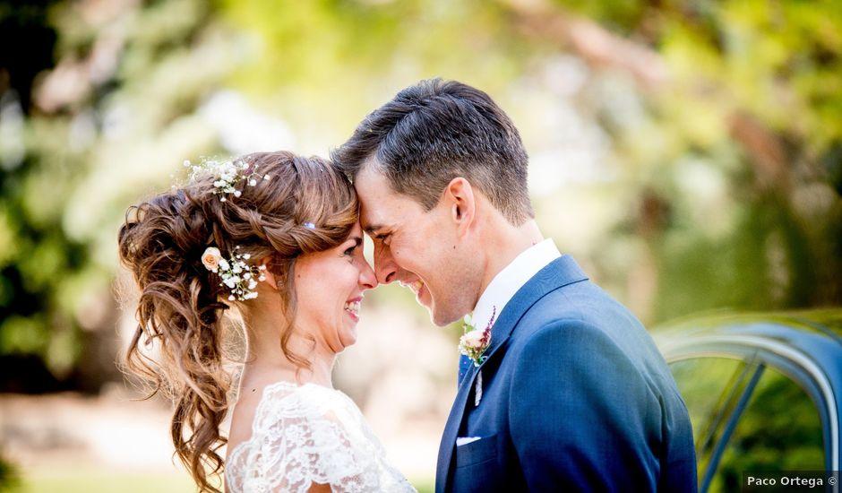 La boda de David y Cristina en Torrelodones, Madrid