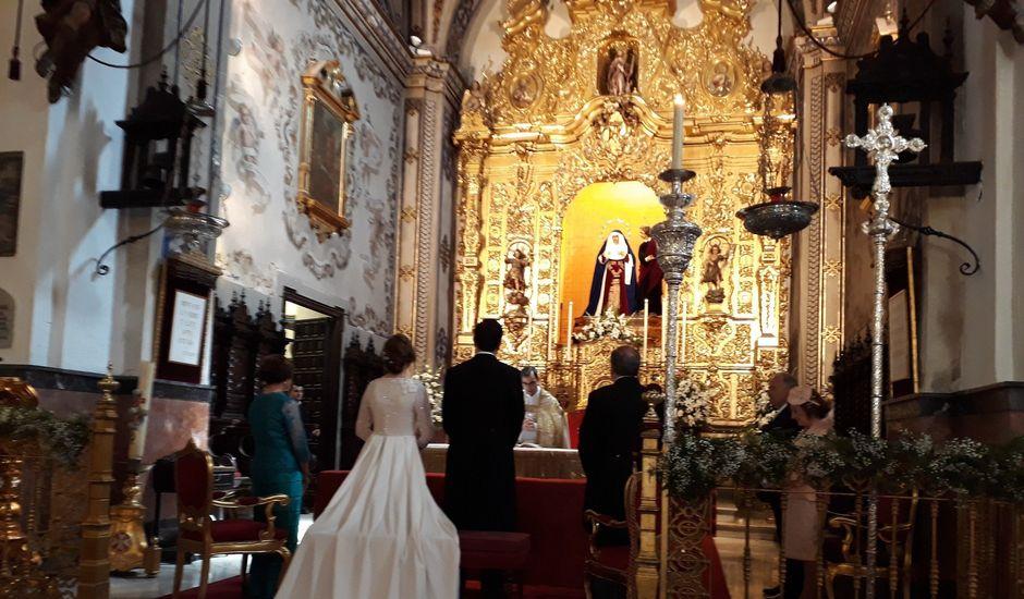 La boda de Carlos y Carolina en Sevilla, Sevilla