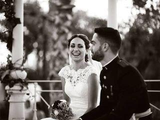 La boda de Jennifer y Manuel 1