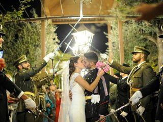 La boda de Jennifer y Manuel