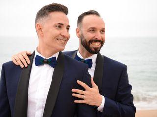 La boda de Carlos y Jose