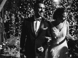 La boda de Ana Belen y Javier