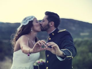 La boda de Verónica y Adrián