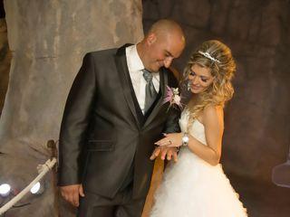 La boda de Anna Stoyanova y Peter