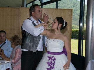 La boda de Ekhiñe y Alfredo