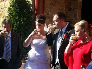 La boda de Mari Carmen  y Emilio