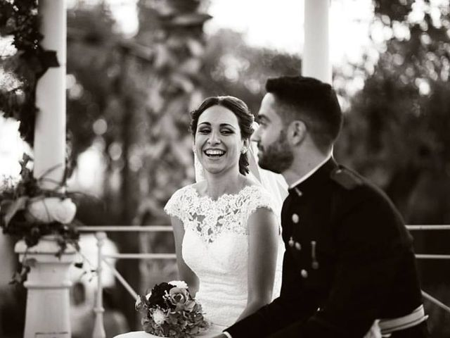 La boda de Manuel y Jennifer en Fuente Palmera, Córdoba 1