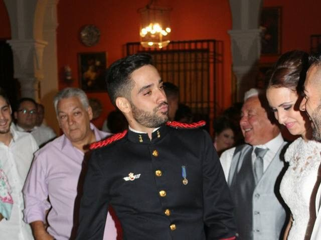 La boda de Manuel y Jennifer en Fuente Palmera, Córdoba 4