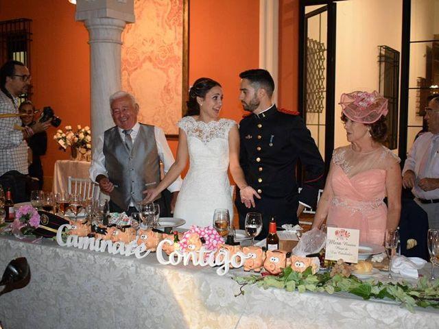 La boda de Manuel y Jennifer en Fuente Palmera, Córdoba 2