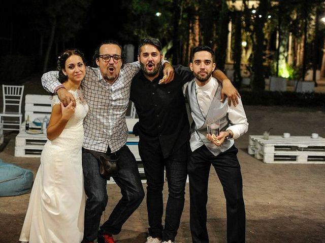 La boda de Manuel y Jennifer en Fuente Palmera, Córdoba 5