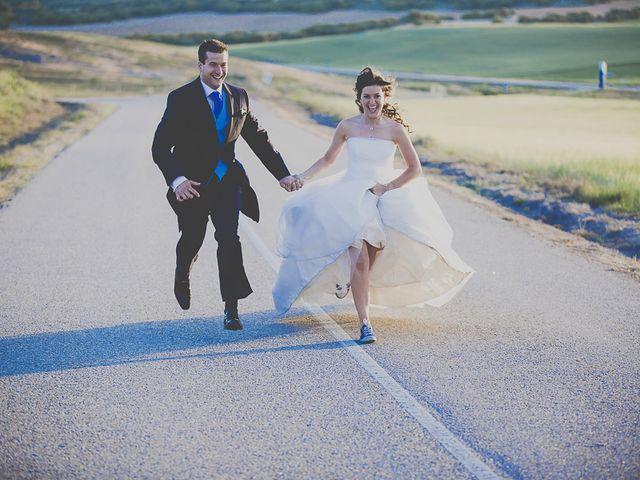 La boda de Pedro y Sonia en Saelices, Cuenca 11