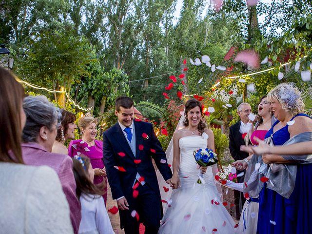 La boda de Pedro y Sonia en Saelices, Cuenca 12