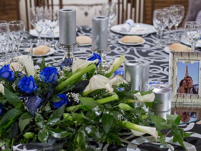 La boda de Pedro y Sonia en Saelices, Cuenca 13