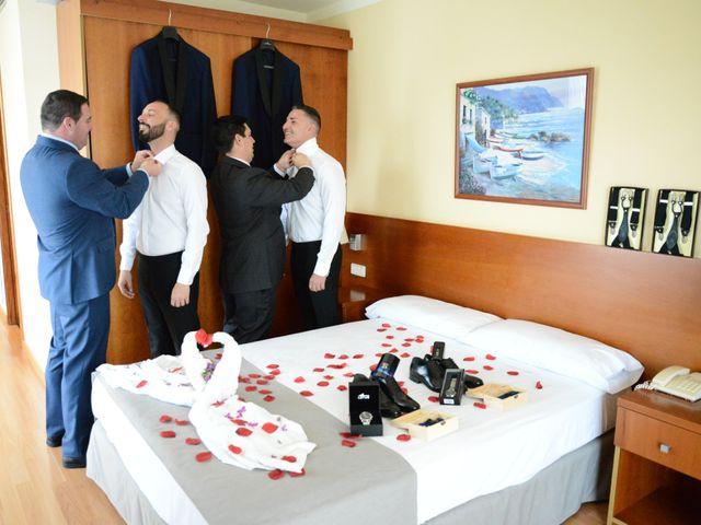 La boda de Jose y Carlos en Malgrat De Mar, Barcelona 21
