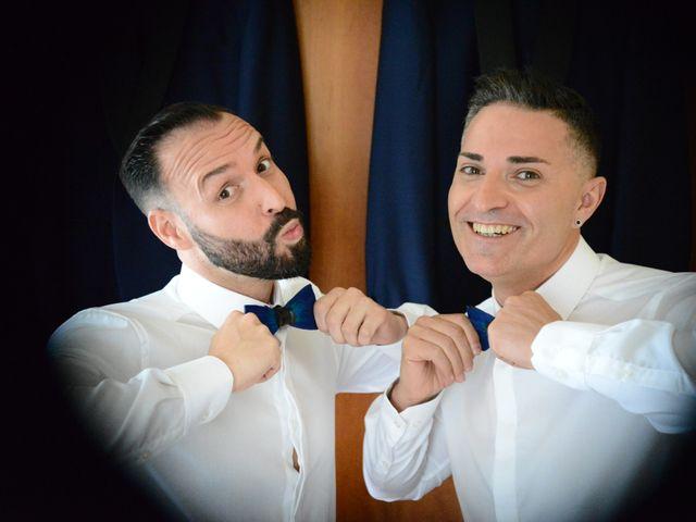 La boda de Jose y Carlos en Malgrat De Mar, Barcelona 28